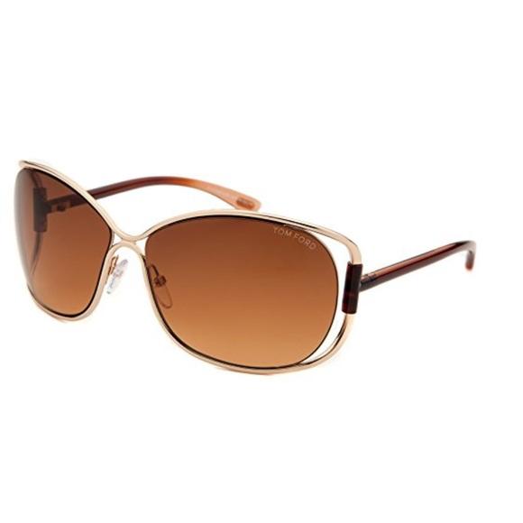778178b2d2d NWT Tom Ford Eugenia Sunglasses BRAND NEW